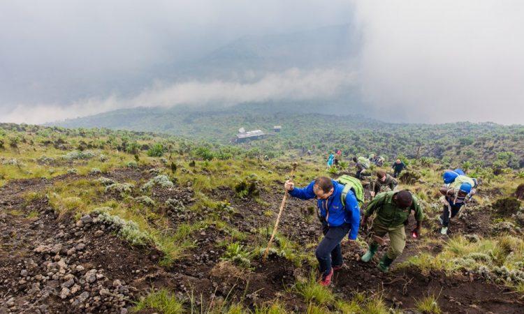 2 Days Nyiragongo Volcano Trek