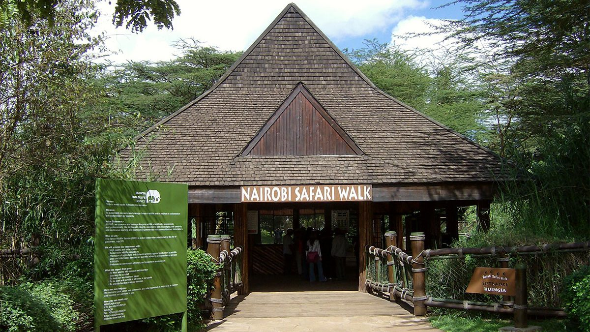 Nairobi Safari walks