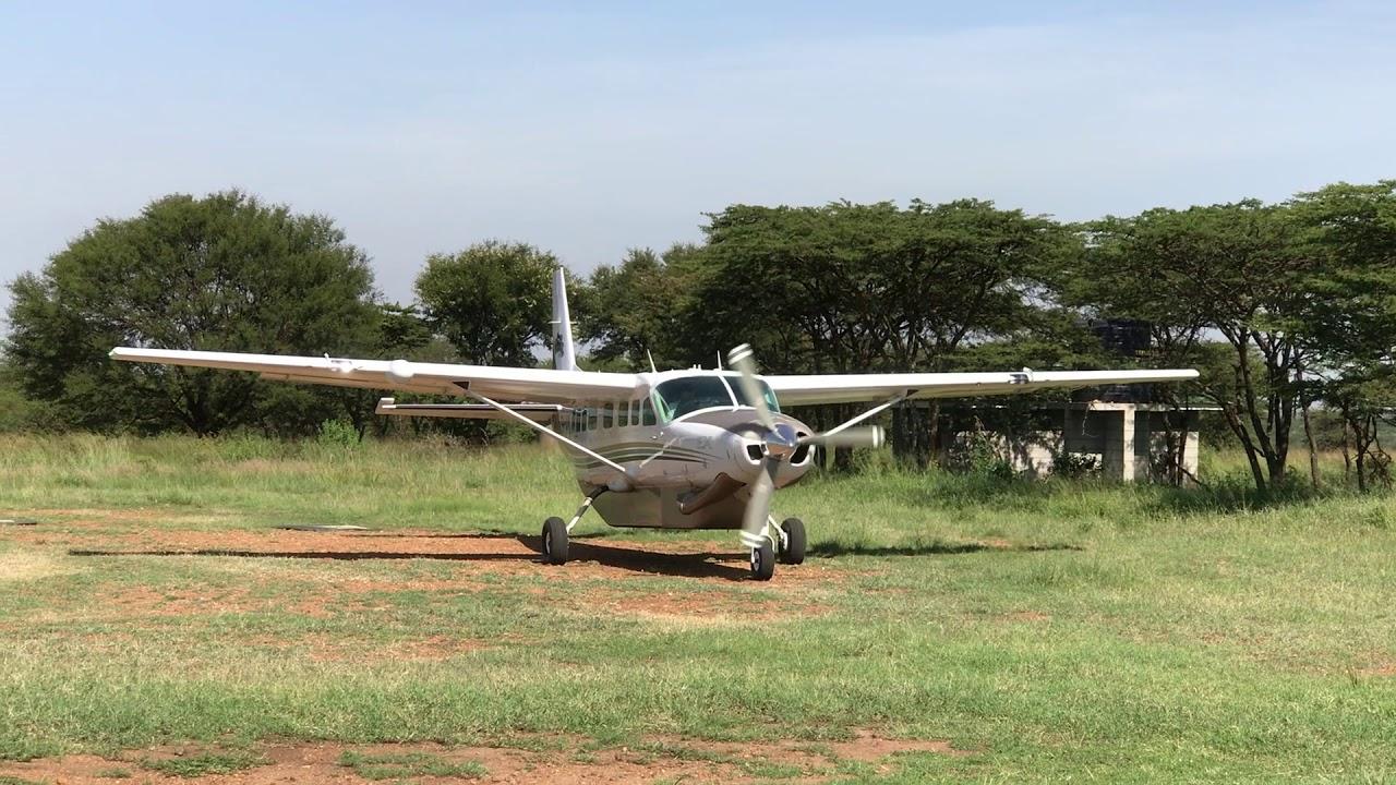 Lobo airstrip