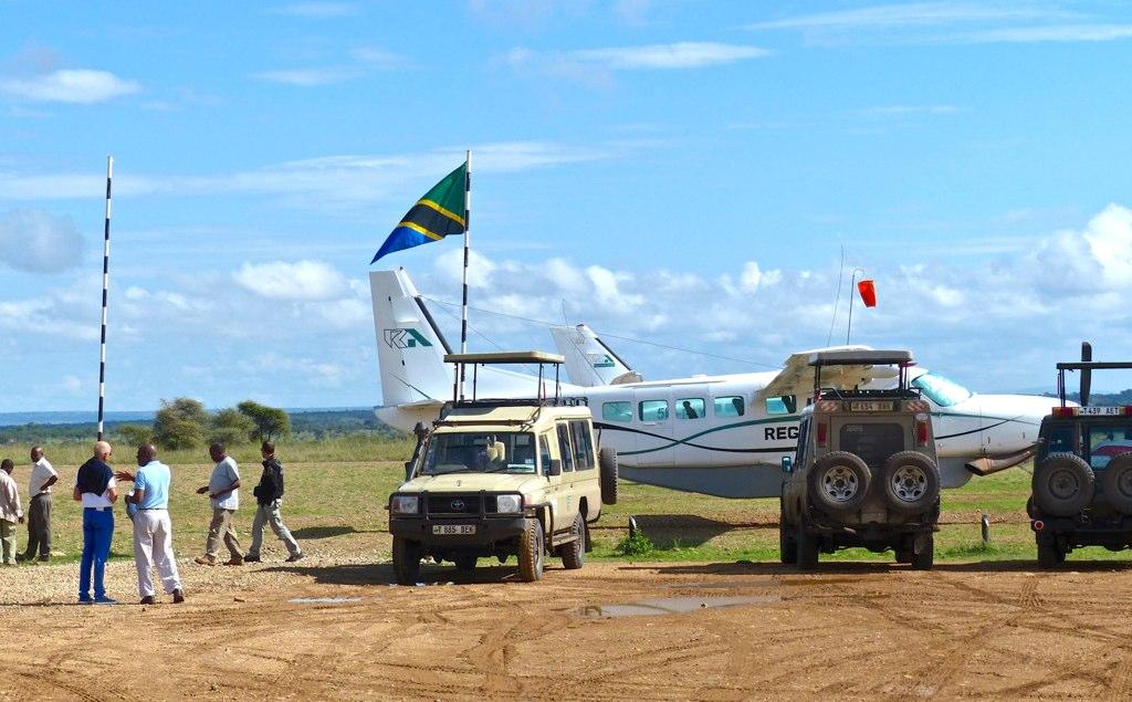 Serengeti Kusini airstrip
